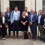 UK Tech Cluster Group present Grass roots report to No10.