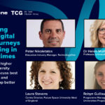 Roundtable 4 - Safeguarding students, digital learning journeys and wellbeing in pandemic times