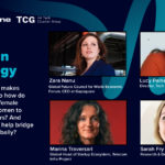 Roundtable 8 - Women in technology